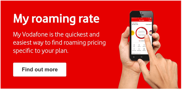 How Vodafone's $5 roaming helps when travelling?