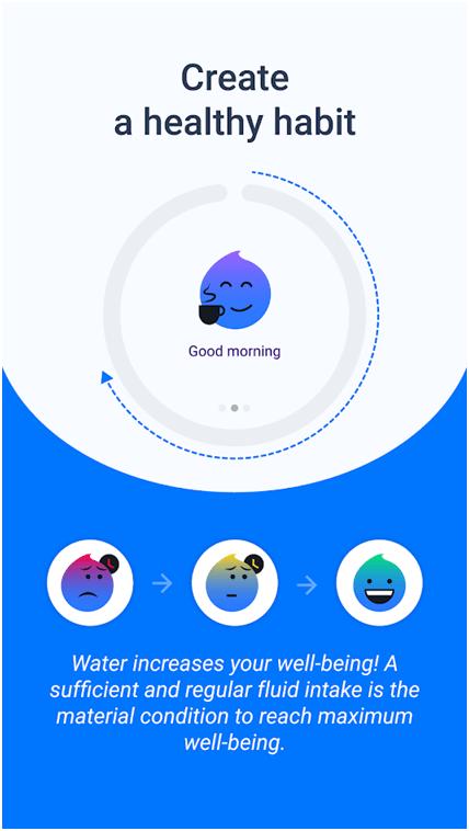 Hydro water app