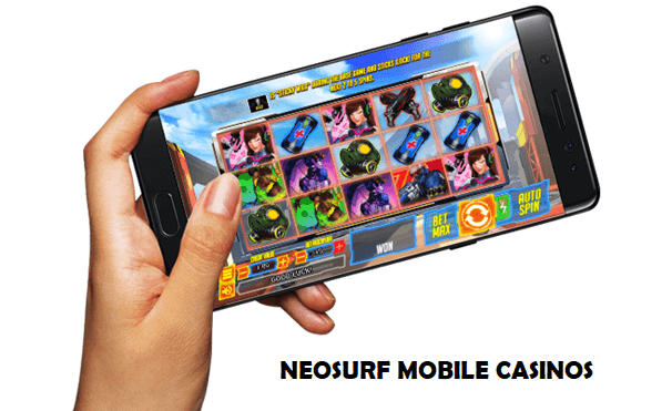 Neosurf Mobile Casinos