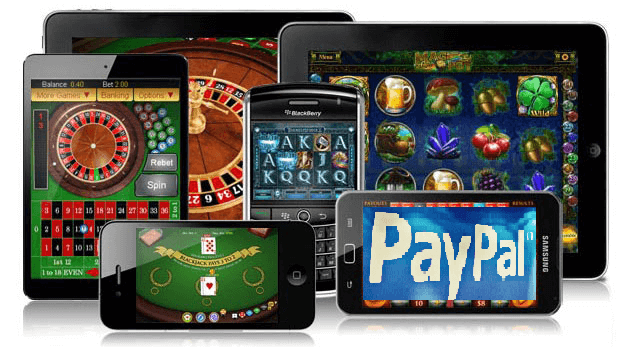 Best online casino using paypal