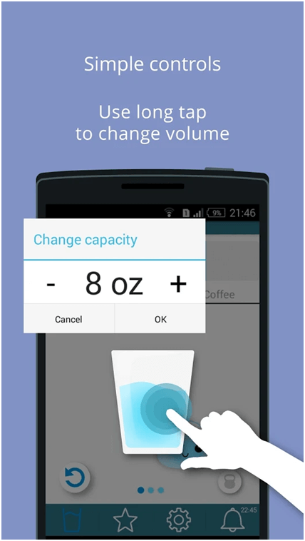 Water time app